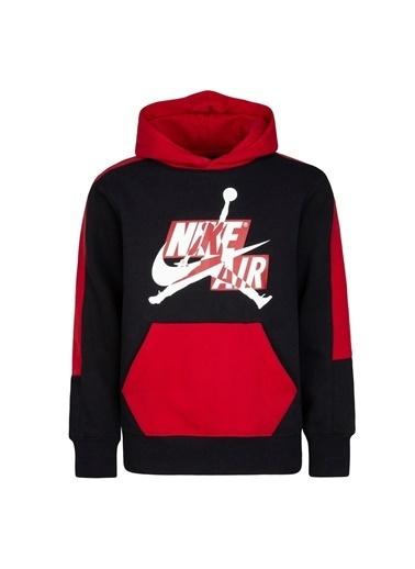 Nike Nike 957422-023 Air Jordan Jumpman Classics Sweatshırt Siyah